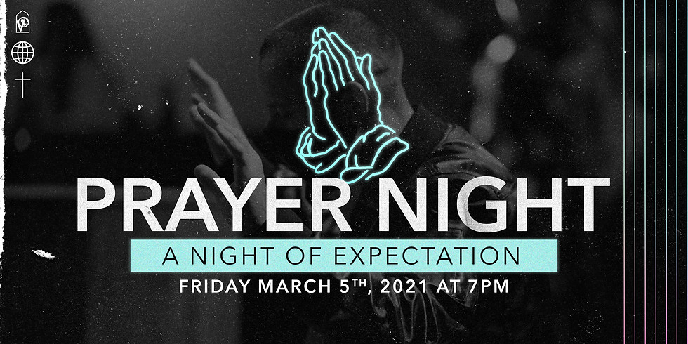PRAYER NIGHT 3.5.2021