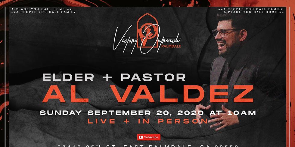 Sunday Morning w/ Elder + Pastor Al Valdez