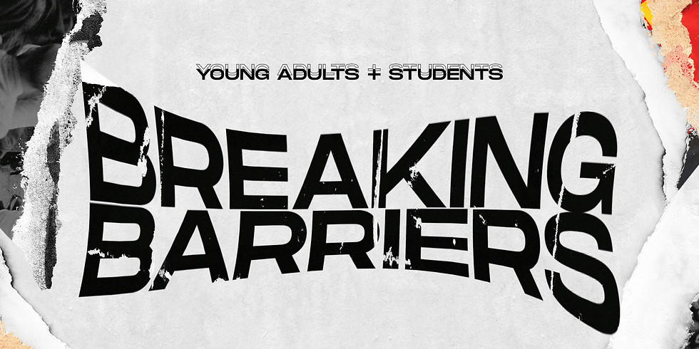 THIRD WAVE SERVICE x Young Adults + Student | BREAKING BARRIERS