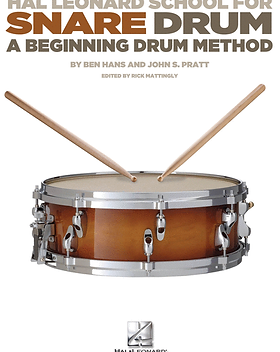 Hal Leonard School for Snare Drum.png