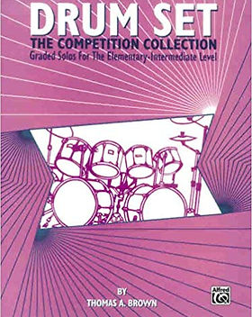 Drum Set - The Competitive Collection.jp