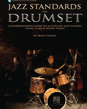 Jazz Standards for Drumset.png
