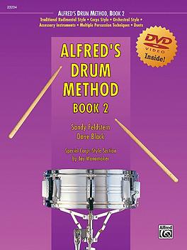 Alfred_s Drum Method, Book 2.png