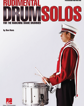 Rudimental Drum Solos for the Marching S