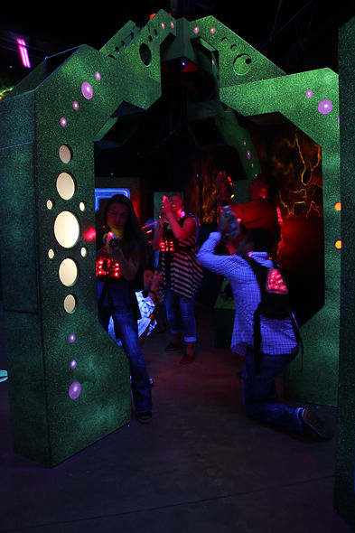 Laser Tag Players Night