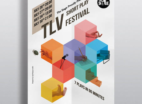 Meet the Artistic Director of the TLV Short Play Festival