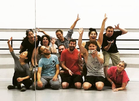 "Impressions on ""Improv in Motion"""