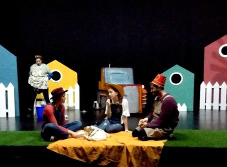 LUNA - A Play for Children in Tel Aviv