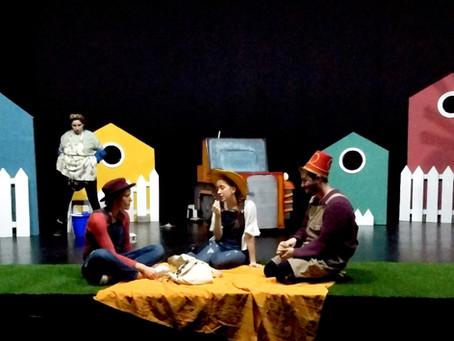 LUNA - A Play for Children in Tel Aviv