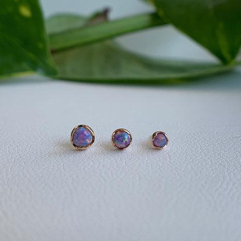 Lavender Opal Prong