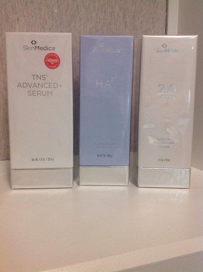 GG's Skin Medica Best Seller Kit