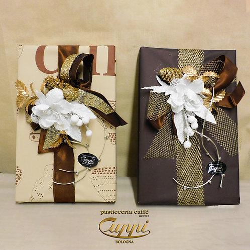 Scatola di cioccolatini Tortellini Majani da 256gr
