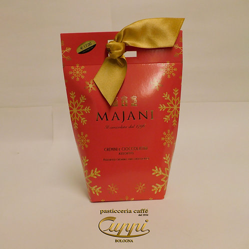 Majani Ballottin con cremini e cioccolatini assortiti