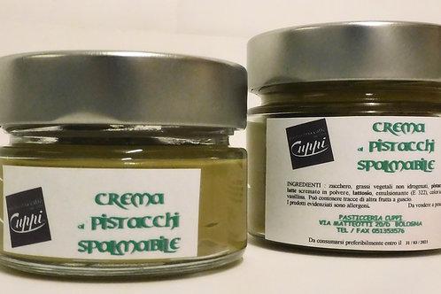 Crema di pistacchio spalmabile da 150gr