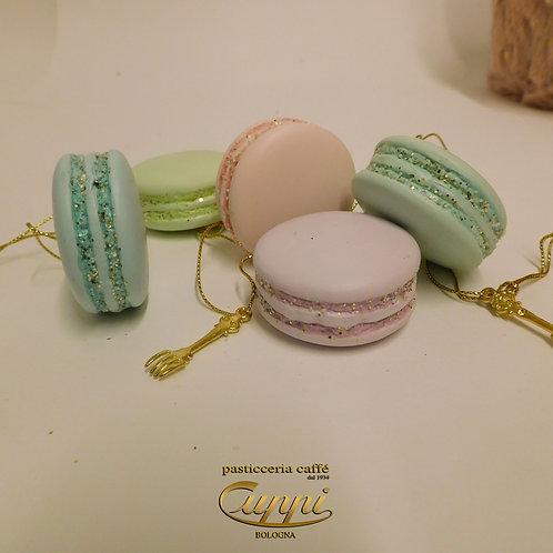Macarons adornativo