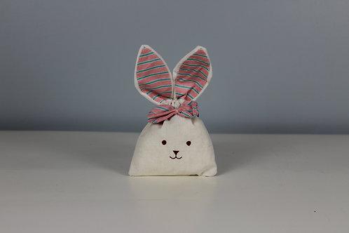 Coniglietto porta ovette di cioccolato