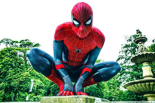 Spiderman - Matt Sutton