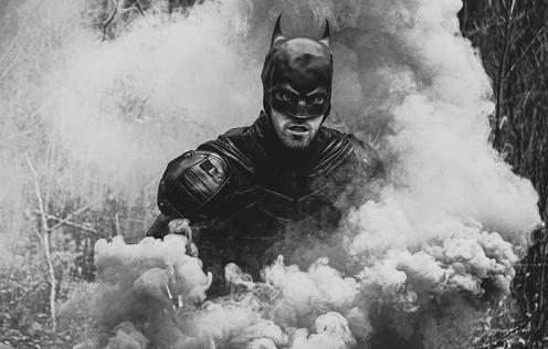 Batman Cosplay Photographer - Robert Duckworth