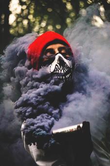 Twenty One Pilots Burry Face Photographer - Robert Duckworth