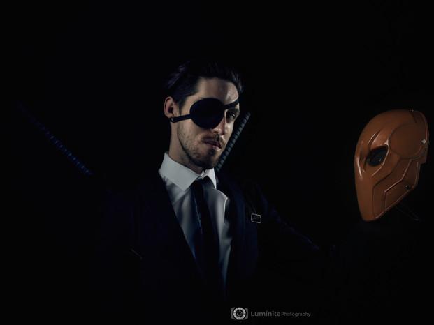 Slade Winson Cosplay Photographer - Luminite Photography