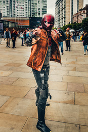 MCM Manchester Comic Con 2018 - Red Hood