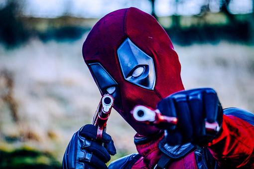 Deadpool Cosplay  Photographer - Robert Duckworth