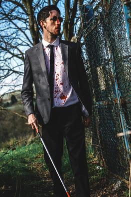 Daredevil Matt Murdock Cosplay  Photographer - Robert Duckworth