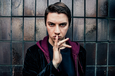 The 12th Doctor - Joseph Dean Marney