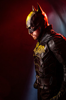 Batman Cosplay Photographer - Graham Curry