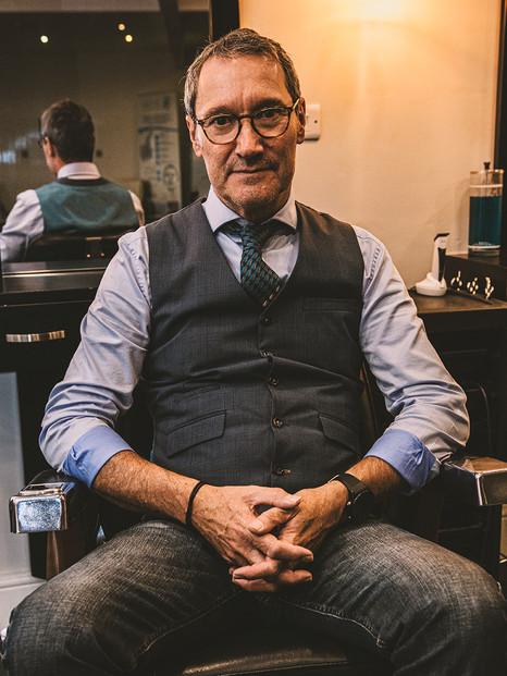 The Gents Room Barbershop