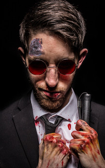 Matt Murdock Cosplay  Photographer - Paul Anthony