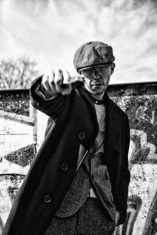 Peaky Blinders - Paul Anthony