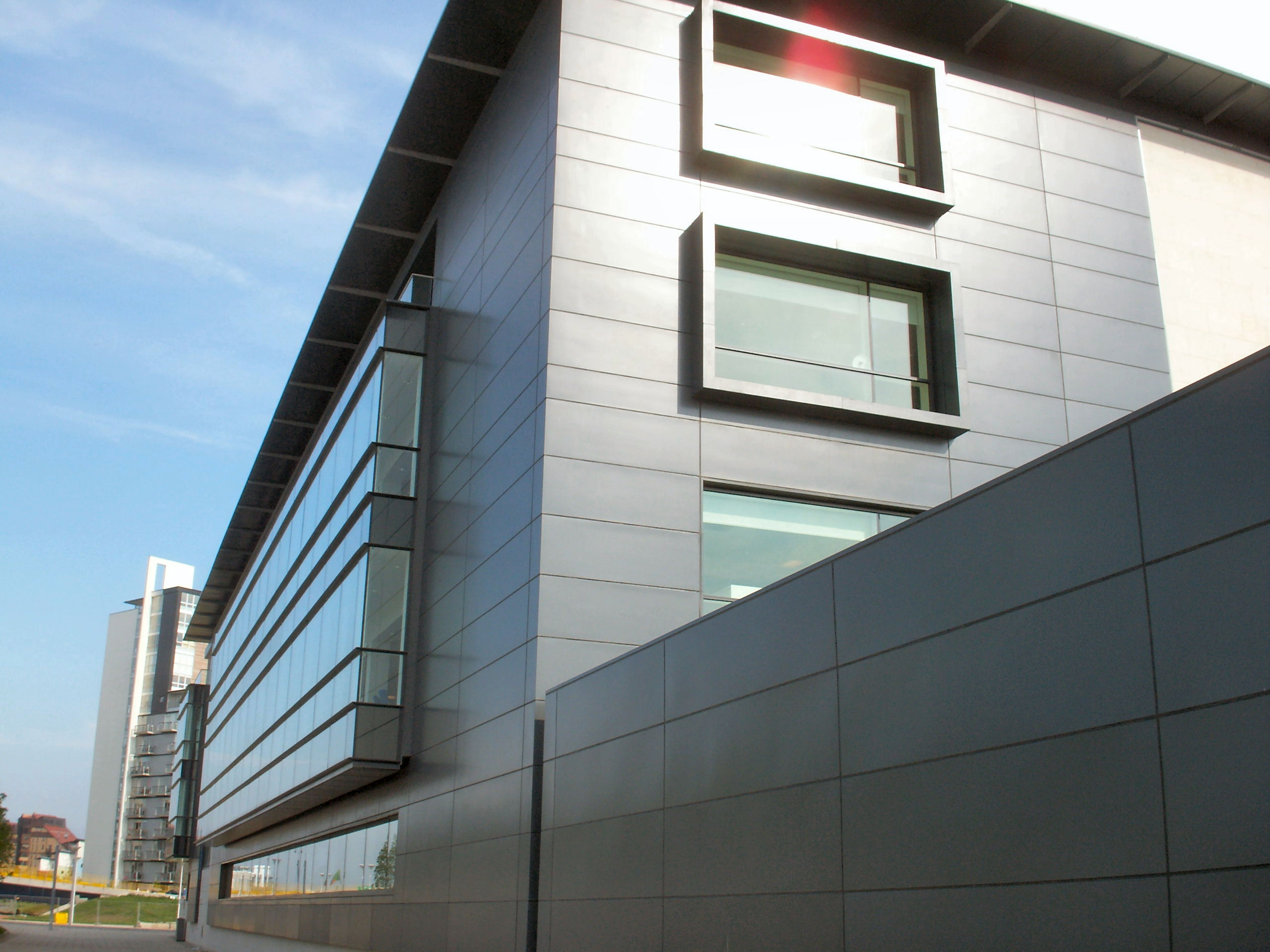 New STV Building