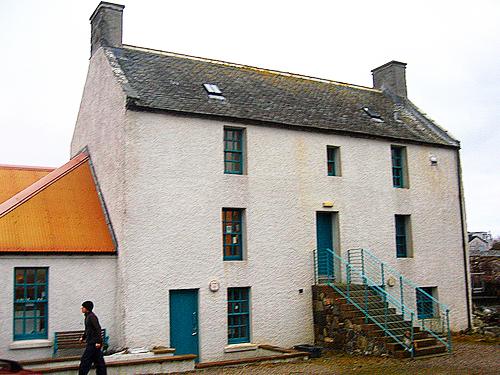 Taigh Chearsabhagh Museum