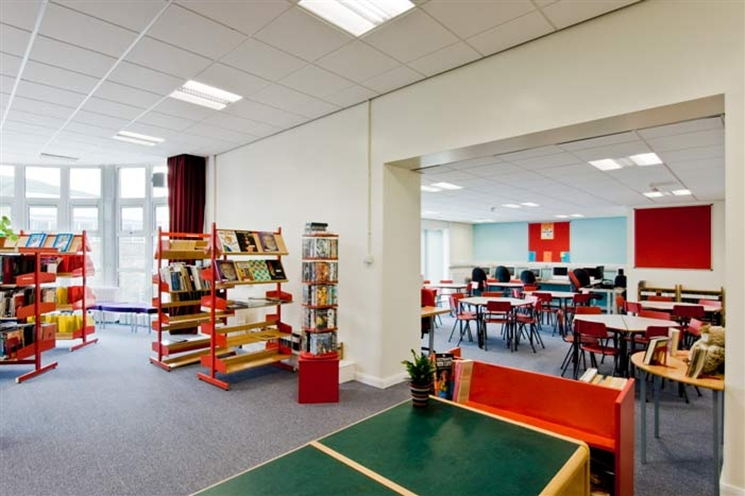 Extension to Kilsyth Academy