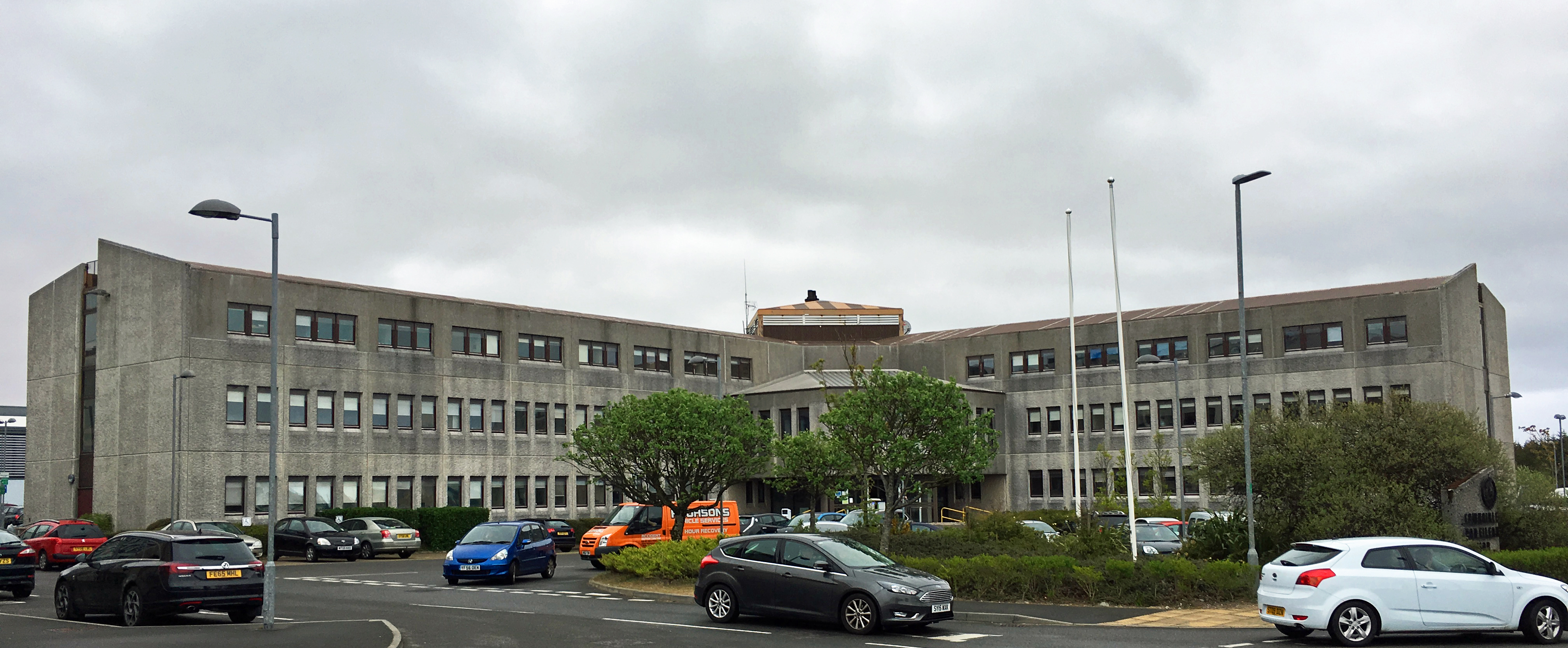 Council Offices, Stornoway