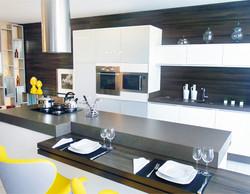 cozinha de mármore em joinville