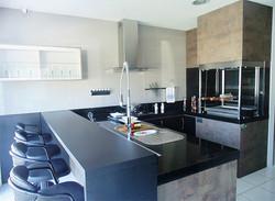 cozinha mármore