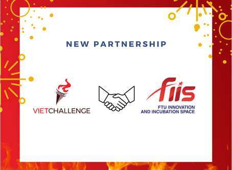 VIETCHALLENGE AND FOREIGN TRADE UNIVERSITY INNOVATION AND INCUBATION SPACE LAUNCHING A NEW PROJECT