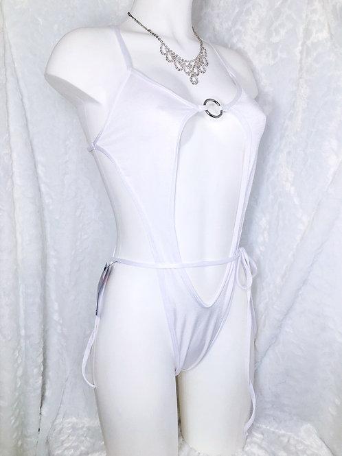 Slingshot Bikini White