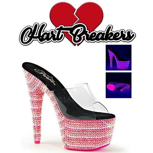 PLEASER Bejeweled 701UV