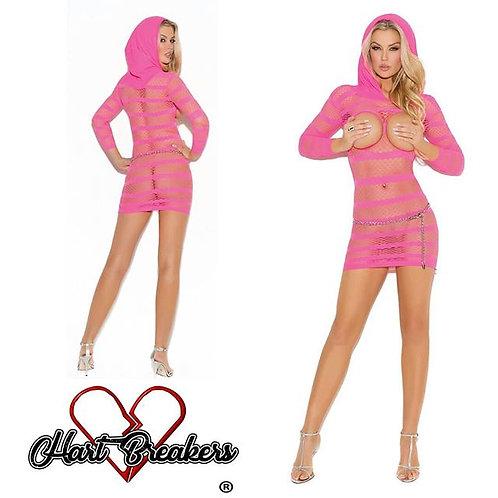 Dress Hooded 8005