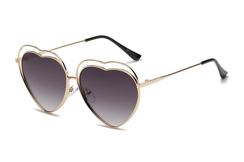 Sunglasses Heart Shape
