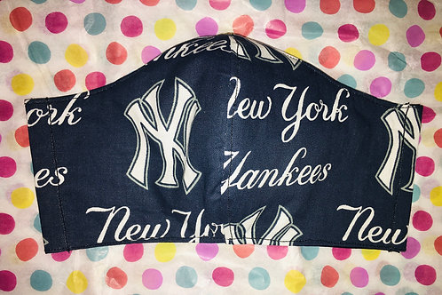 Face Mask New York Yankees
