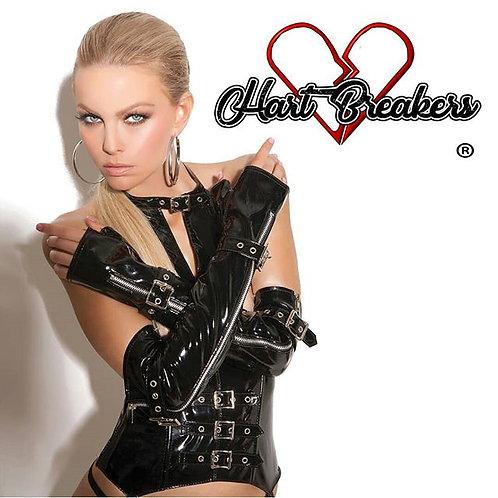 Fingerless Gloves V9431
