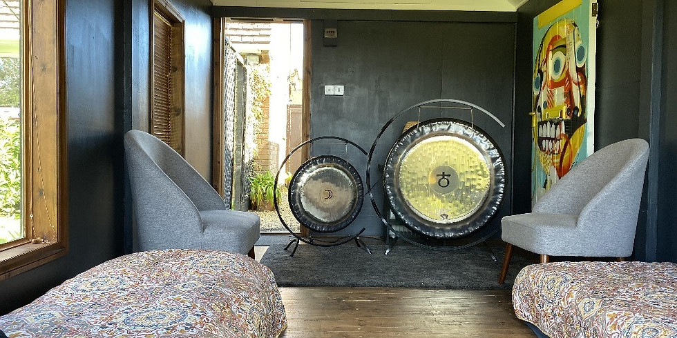 Gong Meditation Experience For Two £60