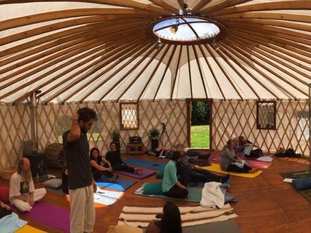 YURT Gong Meditation  @ MANA + WAK