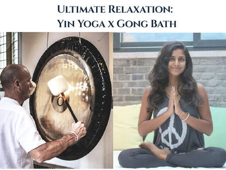 Hemel Hempstead Yoga and Gong Event