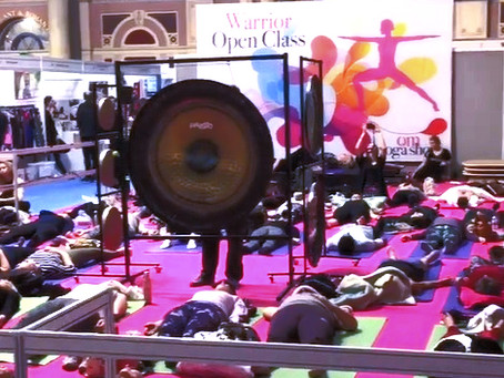 OM Yoga Show London