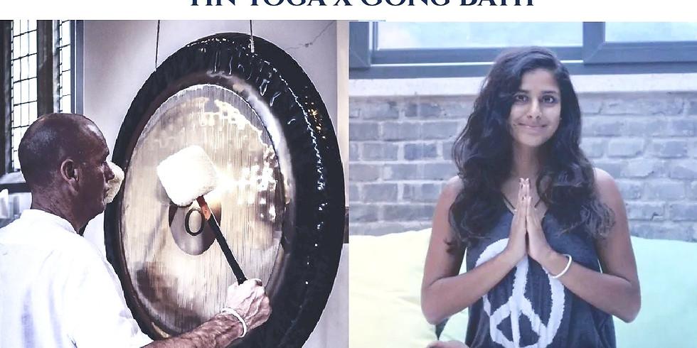 Sun 16th Feb - Yin Yoga & Gong -  Hemel Hempstead